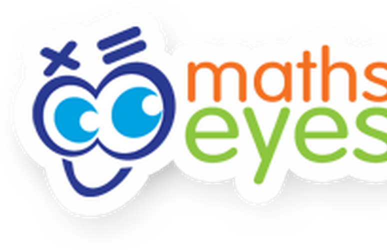 Maths Eyes Logo 1