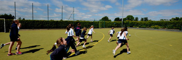 Sports at Mount Anville